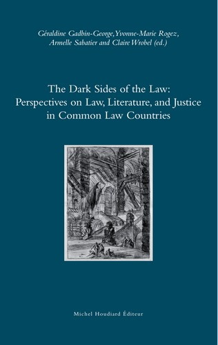 Following the first international conference organised by the Law and Humanities research group of the CERSA (UMR 7106) in Panthéon-Assas University in June 2017, this volume gathers a selection of papers presented at this conference. Written by an international group of highly regarded scholars most of whom teach, or study the law or humanities, this volume of twelve essays explores the complex relations of humanities with the law in Common Law countries, offering innovative readings in this interdisciplinary field. Making use of a variety of methodological approaches such as literature, sociology, history, psychology and comparative law, this volume investigates the dark corners of Common Law which are often associated with legal theory and practice, hence questioning, and sometimes threatening, the constitutional foundations as well as the implementation of the law. This book opens with a foreword written by Professor Judith Resnik (Arthur Liman Professor of Law at Yale Law School) and is followed by a chapter written by Professor Paul Raffield (Professor of Law at the University of Warwick), the two keynote speakers of the conference.
