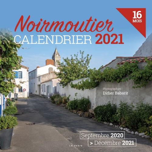 Calendrier 2021   Noirmoutier